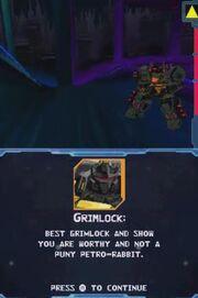 WFC Arena6 Grimlock Boss