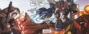 Ultra Magnus to the Rescue Magnus vs Armorhide