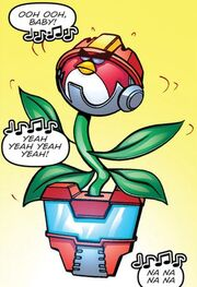 Angry Birds Transformers Issue 3 Heatwave's Wrong Form