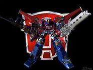 Cybetron Optimus Prime
