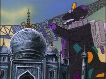 ThiefNight Trypticon monuments