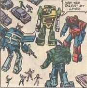 Transformers 002 Autobots Transform