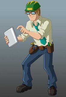 Graham Burns (Character model)