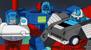 Space Mini-Con Team (Armada Cartoon)
