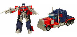 Movie Voyager OptimusPrime toy