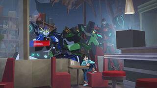 400px-RobotsHaveNightmares Autobots Russell watch film