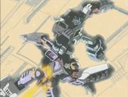 ArmadaGalvatron Prime hangon