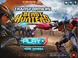 Transformers: Beast Hunters Game