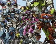 Defiance Part 1 Arcee and Her Excavation Team Found Something
