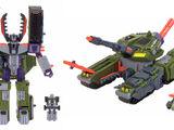 Megatron (Unicron Trilogy)/toys