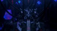 Megatron almost dead (Transformers Prime)