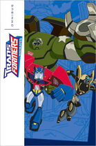 Transformers Animated Omnibus V1