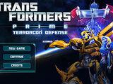 Transformers: Prime: Terrorcon Defense