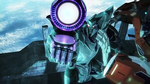 Deadlock screenshot Optimus vs Megatron 2