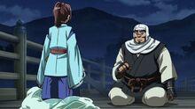 TFGo Minamoto-no-Yoshitsune Screencap 01