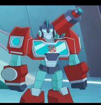 Autobot Perceptor