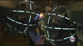 Bulkhead destroys Vehicon