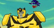 How to Ride Your Dinobot Ep1 Bumblebee and Strafe