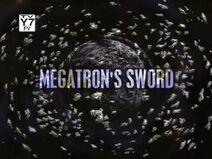 Megatron kardja