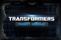 Project Upgrade Logo