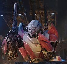 Transformers bumblebee arcee
