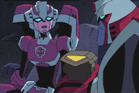 Arcee Animated