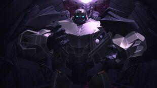 Armada screenshot Bulkhead no choice