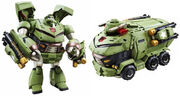 TFAnimated Leader Bulkhead toy