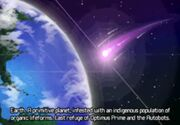 Rise of the Dark Spark 3DS Earth
