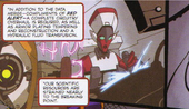 Red Alert Animated IDW