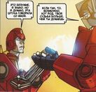 TF Madman Prime & Hot Rod