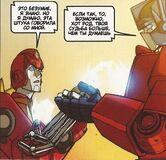 TF Madman Prime & Hot Rod