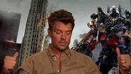 Josh Duhamel 'Transformers 3 Dark of the Moon' Interview
