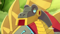 Sludge (Another Dinobot would be good to help)