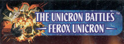 Theunicronbattles logo
