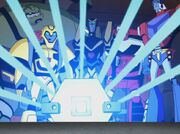 Transformers Animated Bots Found Allspark