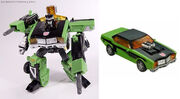 Cybertron Downshift toy
