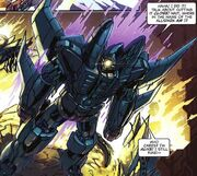 Dreadwing IDW transformers comics