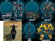 Transformers Universe Beta 2012 Characters