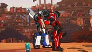 Trust Exercises Strongarm aids Sideswipe