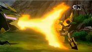 Bumblebee vs. Flamesnort