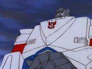 Heavy Metal War Halonix Maximus Hologram