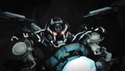 Ironhide in Cyber Missions 5