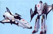 G1 GalaxyShuttle toy