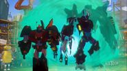 Insecticon Bounty Hunter and Roughedge