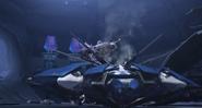 Megatron kills Dreadwing