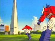 Optimus prime doppelgaenger