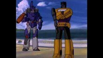 Transformers G1 Swindle A real joker