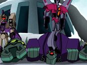 Megatron Rising Starscream on Lugnut