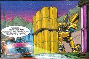 Eaglemoss Prime 6 Bumblebee vs KnockOut